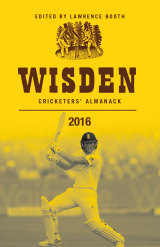 The 2016 Wisden Cricketers' Almanack