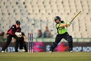 Laura Delany hits through the off side, Ireland v New Zealand, Women's World T20 2016, Group A, Mohali, March 18, 2016