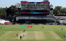 The empty seats at the RP Mehra Block at the Feroz Shah Kotla, which remains shut, Afghanistan v England, World T20 2016, Group 1, Delhi, March 23, 2016