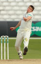 Josh Shaw took four wickets on his Gloucestershire debut, Essex v Gloucestershire, Chelmsford, April 11, 2016