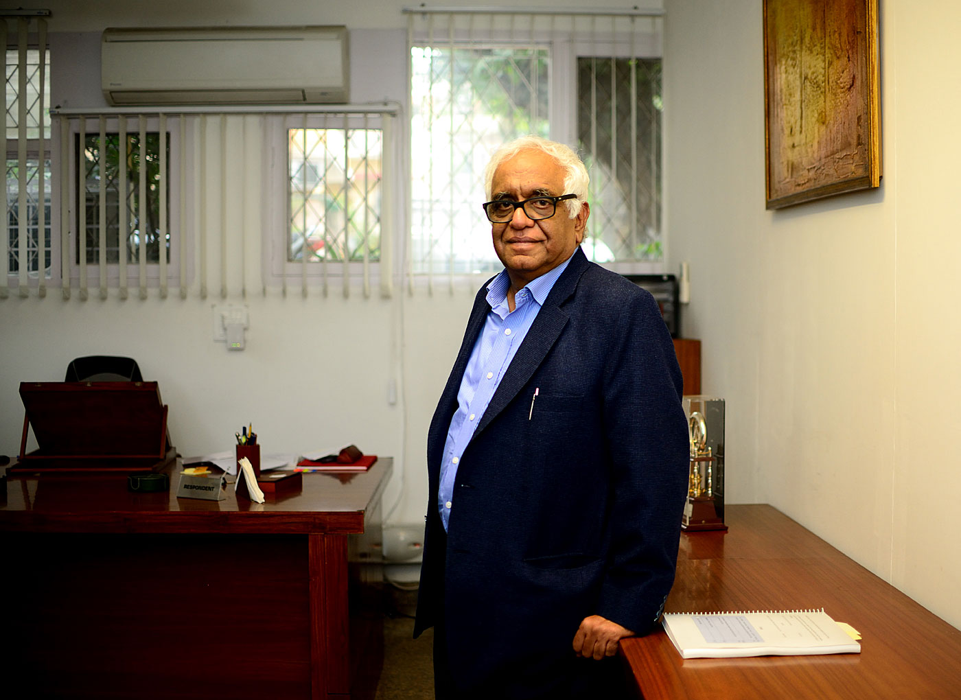 Justice Mukul Mudgal was appointed to oversee the conduct of the India-South Africa Test. In his report, he criticised the DDCA for its