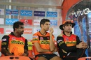 The Sunrisers Hyderabad camp will have a lot to mull over after their side's dismal performance, Sunrisers Hyderabad v Kolkata Knight Riders, IPL 2016, Hyderabad, April 16, 2016