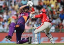 Kevin Pietersen's flamboyance gets the better of him, Kings XI Punjab v Rising Pune Supergiants, IPL 2016, Mohali, April 17, 2016