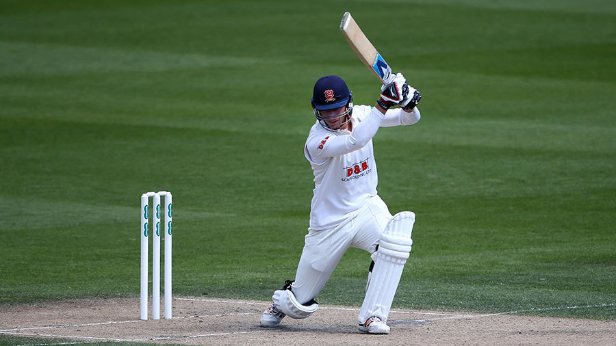 Tom Westley anchored Essex's innings with 86