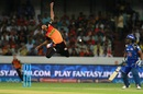 Agony, ecstasy and cricketers taking flight