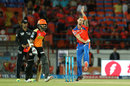 Dale Steyn made his debut for Gujarat Lions, Gujarat Lions v Sunrisers Hyderabad, IPL 2016, Rajkot, April 21, 2016