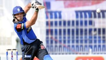 Khurram Manzoor made 100 off 70 balls