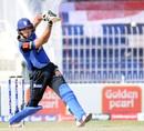 Khurram Manzoor made 100 off 70 balls, Balochistan v Sindh, Pakistan Cup, Faisalabad, April 21, 2016