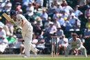 Rob Key clips into the leg side, Surrey v Kent, Guildford, July 22, 2014
