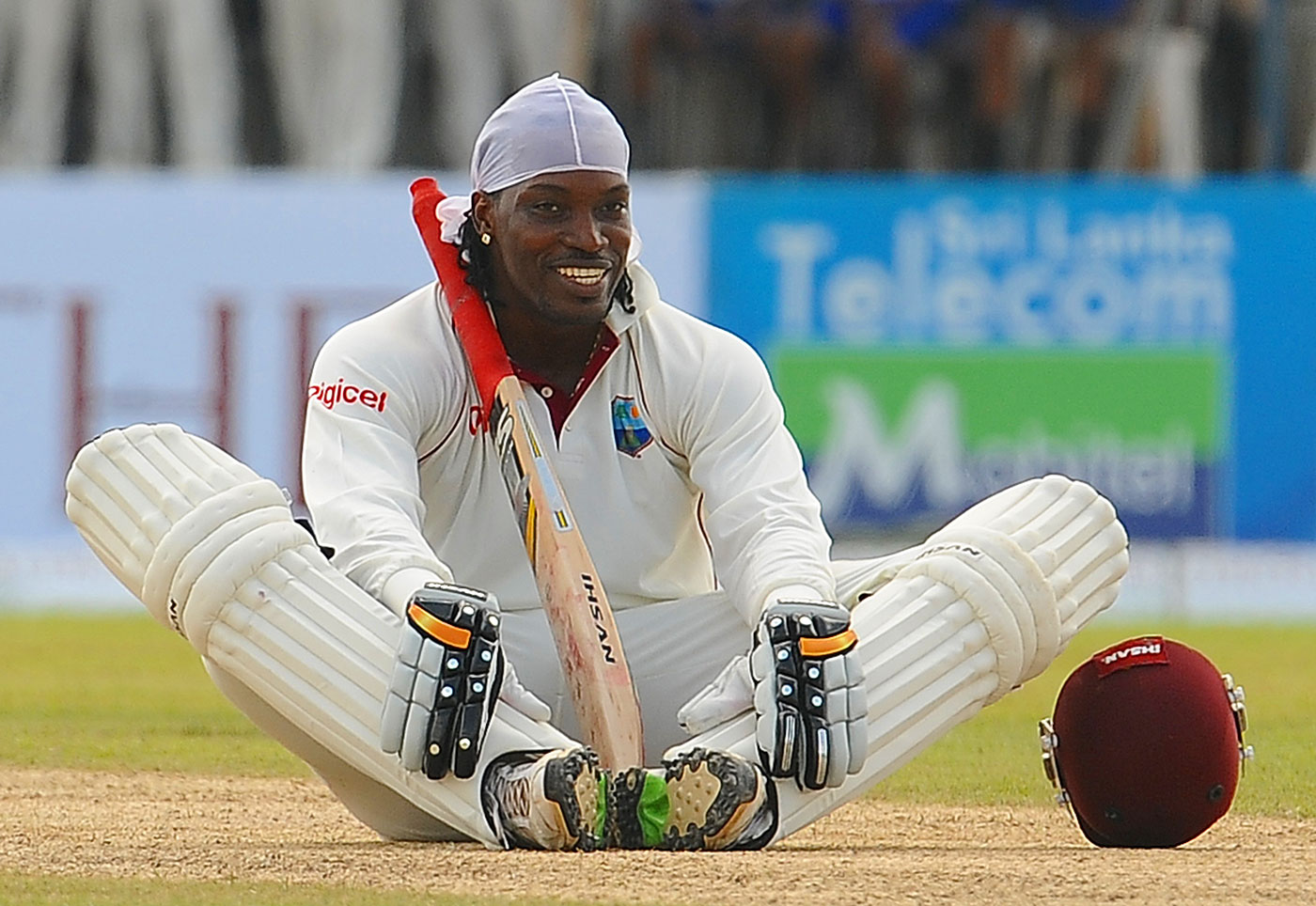 See new ball, hit new ball: Chris Gayle has the four fastest 50-plus innings by a No. 1