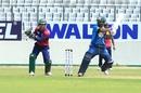 Shamsur Rahman plays through the off side, Gazi Group Cricketers v Prime Bank Cricket Club, Dhaka Premier League 2016, April 22, 2016
