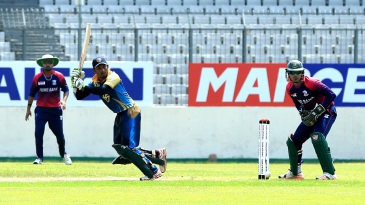 Anamul Haque clips one to the on side