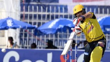Ahmed Shehzad struck a match-winning half-century