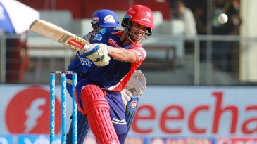 JP Duminy stayed not out on 49 off 31 balls