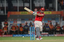 Shaun Marsh unleashes a pull, Sunrisers Hyderabad v Kings XI Punjab, IPL 2016, Hyderabad, April 23, 2016