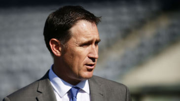 James Sutherland, Cricket Australia CEO