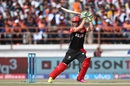 AB de Villiers plays the square cut, Gujarat Lions v Royal Challengers Bangalore, IPL 2016, Rajkot, April 24, 2016