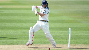 Gary Ballance helped Yorkshire rebuild