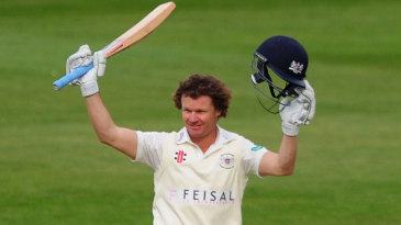 Hamish Marshall's hundred put Gloucestershire in control