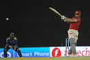 Shaun Marsh executes a pull, Kings XI Punjab v Mumbai Indians, IPL 2016, Mohali, April 25, 2016