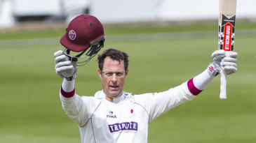 Marcus Trescothick recorded his 59th first-class hundred