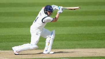 Ian Bell steers through the covers