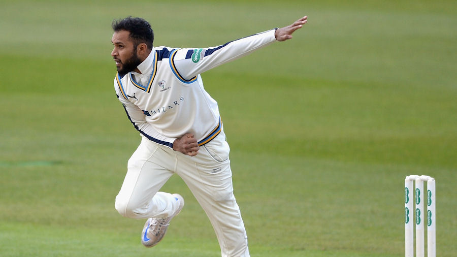Adil Rashid hunts England Test recognition