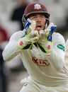 Ben Foakes has won the keeping gloves for Surrey, Surrey v Somerset, Specsavers Championship Division One, Kia Oval, April 26, 2016