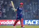 Chris Morris stayed unbeaten on 82 off 32 balls, Delhi Daredevils v Gujarat Lions, IPL 2016, Delhi, April 27, 2016