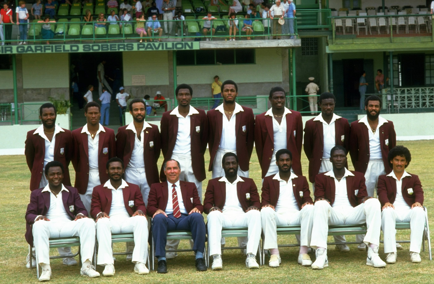 The West Indies squad for the third Test, in Barbados
