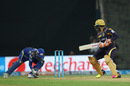 Parthiv Patel misses an easy stumping chance off Robin Uthappa, Mumbai Indians v Kolkata Knight Riders, IPL 2016, Mumbai, April 28, 2016