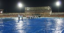 Rain delayed the start of play by an hour, Sunrisers Hyderabad v Royal Challengers Bangalore, IPL 2016, Hyderabad, April 30, 2016
