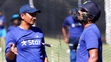 Sanjay Bangar talks to Rohit Sharma