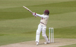 Arun Harinath made a fifty before lunch