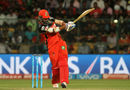 KL Rahul pulls off the backfoot, Royal Challengers Bangalore v Kolkata Knight Riders, IPL 2016, Bangalore, May 2, 2016