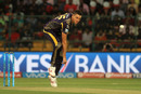 Morne Morkel dismissed Chris Gayle in his first over, Royal Challengers Bangalore v Kolkata Knight Riders, IPL 2016, Bangalore, May 2, 2016