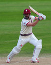 James Hildreth's hundred led Somerset's recovery, Somerset v Lancashire, County Championship, Division One, Taunton, 3rd day, May 3, 2016