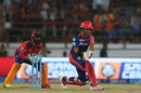 JP Duminy brings out the reverse sweep, Gujarat Lions v Delhi Daredevils, IPL 2016, Rajkot, May 3, 2016
