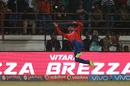 Brendon McCullum added life to the contest by being his usual acrobatic self, Gujarat Lions v Delhi Daredevils, IPL 2016, Rajkot, May 3, 2016