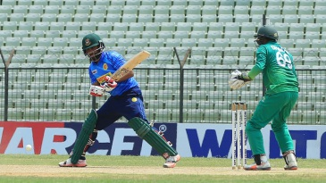 Tamim Iqbal made 63 to lead Abahani Limited to victory