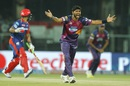 Ashok Dinda struck early for Rising Pune Supergiants, Delhi Daredevils v Rising Pune Supergiants, IPL 2016, Delhi, May 5, 2016