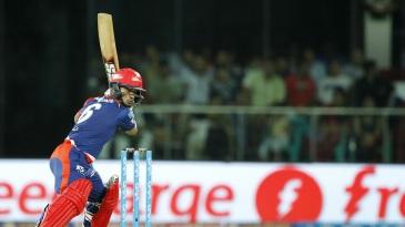 Pawan Negi prepares for a big hit
