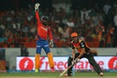 Moises Henriques was caught behind for 14, Sunrisers Hyderabad v Gujarat Lions, IPL 2016, Hyderabad, May 6, 2016