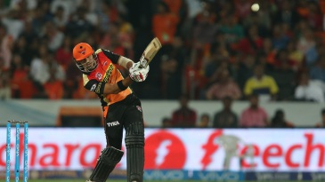 Naman Ojha hits one down the ground