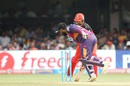 Saurabh Tiwary is stumped by KL Rahul, Royal Challengers Bangalore v Rising Pune Supergiants, IPL 2016, Bangalore, May 7, 2016