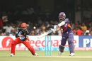 Ajinkya Rahane scored his sixth half-century of IPL 2016, Royal Challengers Bangalore v Rising Pune Supergiants, IPL 2016, Bangalore, May 7, 2016