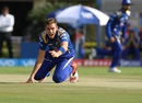 Tim Southee appeals for a wicket, Mumbai Indians v Sunrisers Hyderabad, IPL 2016, Visakhapatnam, May 8, 2016