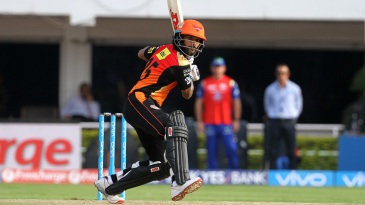 Shikhar Dhawan scored an unbeaten 82 off 57 balls
