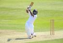 Niroshan Dickwella drives through the off side, Essex v Sri Lankans, Tour match, 1st day, Chelmsford, May 8, 2016