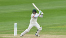 Neil Dexter plays through the off side, Glamorgan v Leicestershire, County Championship, Division Two, Cardiff, April 18, 2016